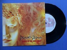 Deacon Blue - Queen Of The New Year / My America, CBS DEAC-11 Ex+