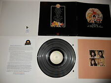 Queen A Day at the Races 1976 Press Freddie Mercury EXC ULTRASONIC CLEAN