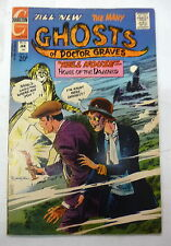 the many ghosts of doctor graves 36  1973 charlton comics