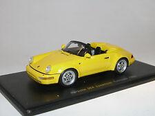 Spark S2094 Porsche 964 Speedster Turbolook 1993 yellow 1/43 OVP