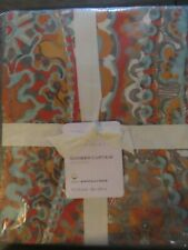 Pottery Barn PALOMA ORGANIC SHOWER CURTAIN-BRAND NEW W/TAGS
