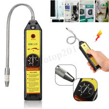Halogen Leak Detector HVAC R134a R123 Air Condition Refrigerant Checker Tester