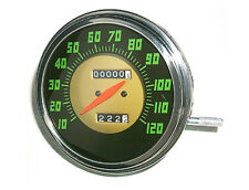 2:1 ratio SPEEDOMETER 1948 - 1952 style for Harley Pan, 45 Solo & Servi-Car
