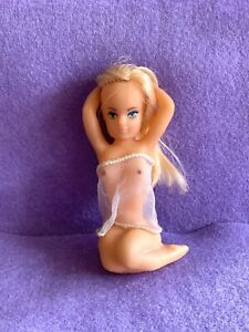 Vintage pin up rubber naughty novelty doll 1960's/70's