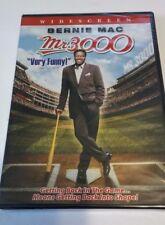 Mr. 3000 Widescreen Edition DVD 2005 Brand New SEALED Bernie Mac