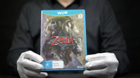 Zelda Twilight Princess HD Wii U Game Boxed - 'The Masked Man'