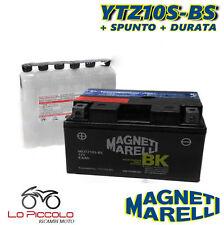 BATTERIA MAGNETI MARELLI YTZ10S-BS SIGILLATA HONDA NPS Zoomer 50 2005 2006 2007