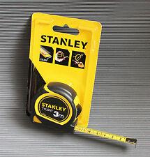Bandmaß Stanley 3m PowerLock 33-687  Kunststoffgehäuse