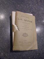 A-F Ozanam Etudes Germaniques Civilisation Chrétienne chez les Francs T4 1872