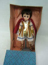 "Madame Alexander Doll ""Marc Antony"" #1310 w/ Hang Tag in box 11"""