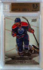 (HCW) 2011-12 Upper Deck RYAN NUGENT-HOPKINS BGS 9.5 Young Guns RC  Oilers