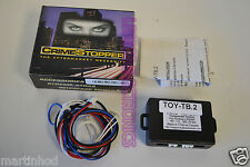 CrimeStopper TOY-TB.2 Transponder Bypass Module for select Toyota/Lexus Vehicles