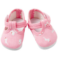 Pink Bunny Shoes by Frilly Lily. All Sizes Available. Baby Annabell/Born + More
