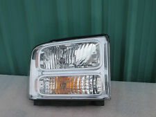 2005 2006 2007 Ford F350 F250 Super Duty Headlight Front Lamp 05 06 07