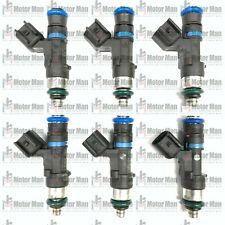 Motor Man | 0280158055 5L2E-C1A Fuel Injector Set | 2006-2010 Ford Explorer 4.0L