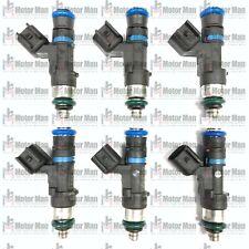 Motor Man | 0280158055 5L2E-C1A Fuel Injector Set | 2005-2010 Mazda B4000 4.0L