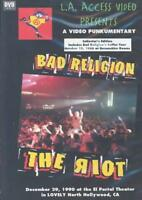 BAD RELIGION - THE RIOT NEW DVD
