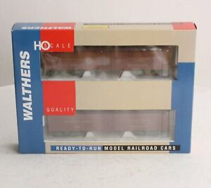 Walthers 932-25881 HO Scale Pennsylvania R50B Express Reefer 2-Pack LN/Box