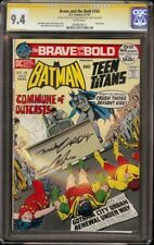 Brave and the Bold # 102 CGC 9.4 White SS (DC, 1972) Neal Adams and Nick Cardy