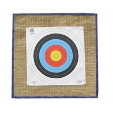 Straw Garden Archery Target Mat / Boss - For Recurve and Compound Bows - 90x90cm