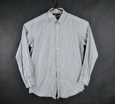 Ben Sherman Shirt L/S Size XL Mens Striped