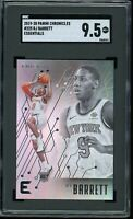 2019 Panini Chronicles Essentials #225 RJ Barrett RC Graded SGC 9.5 ~ PSA 10 ?