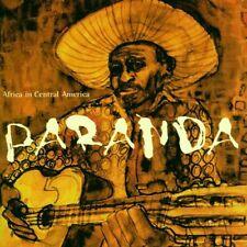 PARANDA - AFRICA IN CENTRAL AMERICA - 15 TRACK MUSIC CD - NEW - F663