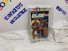 Vintage 1988 Hasbro GI Joe SPEARHEAD & MAX MISB MOC ARAH CAS 85