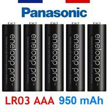 LR03 / AAA - PILE BATTERIE RECHARGEABLE PANASONIC 1,2V 950 mAh