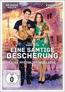 9 Nine Lives of Christmas - Cats Christmas Romance - Brandon Routh NEW UK R2 DVD