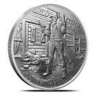 1 oz Silver Round Provident Gunslinger .999 Fine - Brand New!