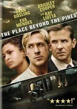 Place Beyond The Pines 0025192182976 DVD Region 1