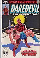 DAREDEVIL#164 VF 1980 FRANK MILLER MARVEL BRONZE AGE COMICS