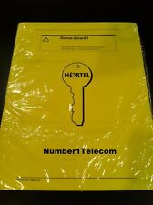 Nortel Norstar Call Pilot 100 150 4 Voicemail Mailbox Seat Keycode NTKC0092 Code