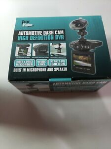 Total Vision Automotive Dash Cam High Definition DVR Microphone And Speaker