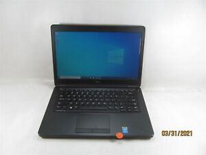 "Dell E5450 14"" Laptop 2.1GHz i3-5010U 500GB HDD 8GB RAM Windows 10 Pro (Grade B)"