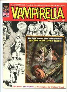 Vampirella #9 (1971) Warren Magazine High Grade NM- 9.2