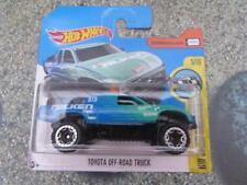Hot Wheels 2017 #078/365 Toyota Todoterreno Camión Azul Hw Velocidad Imágenes