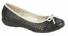 Unbranded Women's Casual Synthetic Leather Ballerinas Shoes