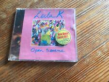 Leila K. Open Sesame CD-Maxi 1992 Polydor Original kein Reissue