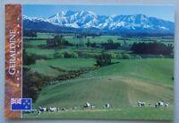 Geraldine New Zealand Postcard (P224)