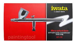ANEST IWATA MEDEA Airbrush HP-CR Revolution HPCR air brush 0.5mm