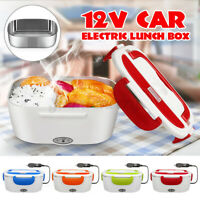 1.5L Electric Lunch Box Car Home Food Warmer Heater Heating Storage Container