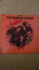 HAPPY IS THE SUNSHINE COMPANY, THE LP VINYL RECORD