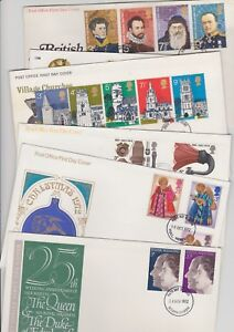 ** FIRST DAY COVERS 1972 ALL CLEAN & UNADDRESSED MULTIPLE LISTING BUY 4 FREE P&P