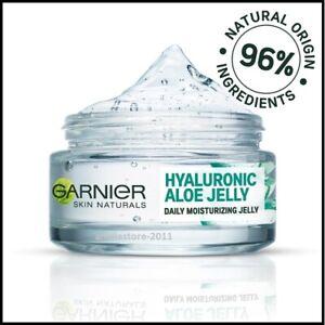 Garnier Hyaluronic Aloe Daily Moisturizing Jelly 48h Hydration the Skin  50 ml