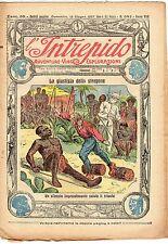rivista L'INTREPIDO ANNO 1927 NUMERO 395