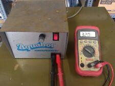 Aquabot Power Supply - Used: 32V output
