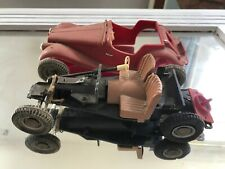 Barn Find Vintage M.G. T.F Scale Model By Victory Industries Rolling Shell