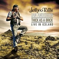 Thick As A Brick - Live In Iceland Jethro Tull's Ian Anderson Audio CD